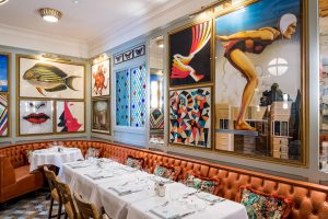 Where to eat in Brighton - The Ivy in the Lanes Brighton