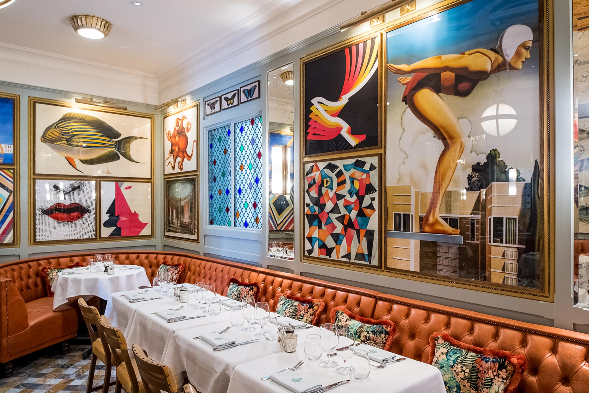 Where to eat in Brighton - The Ivy in the Lanes Brighton - The Ivy In The Lanes – Brighton