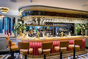 Drinks and Cocktails at The Ivy St Albans Brasserie bar