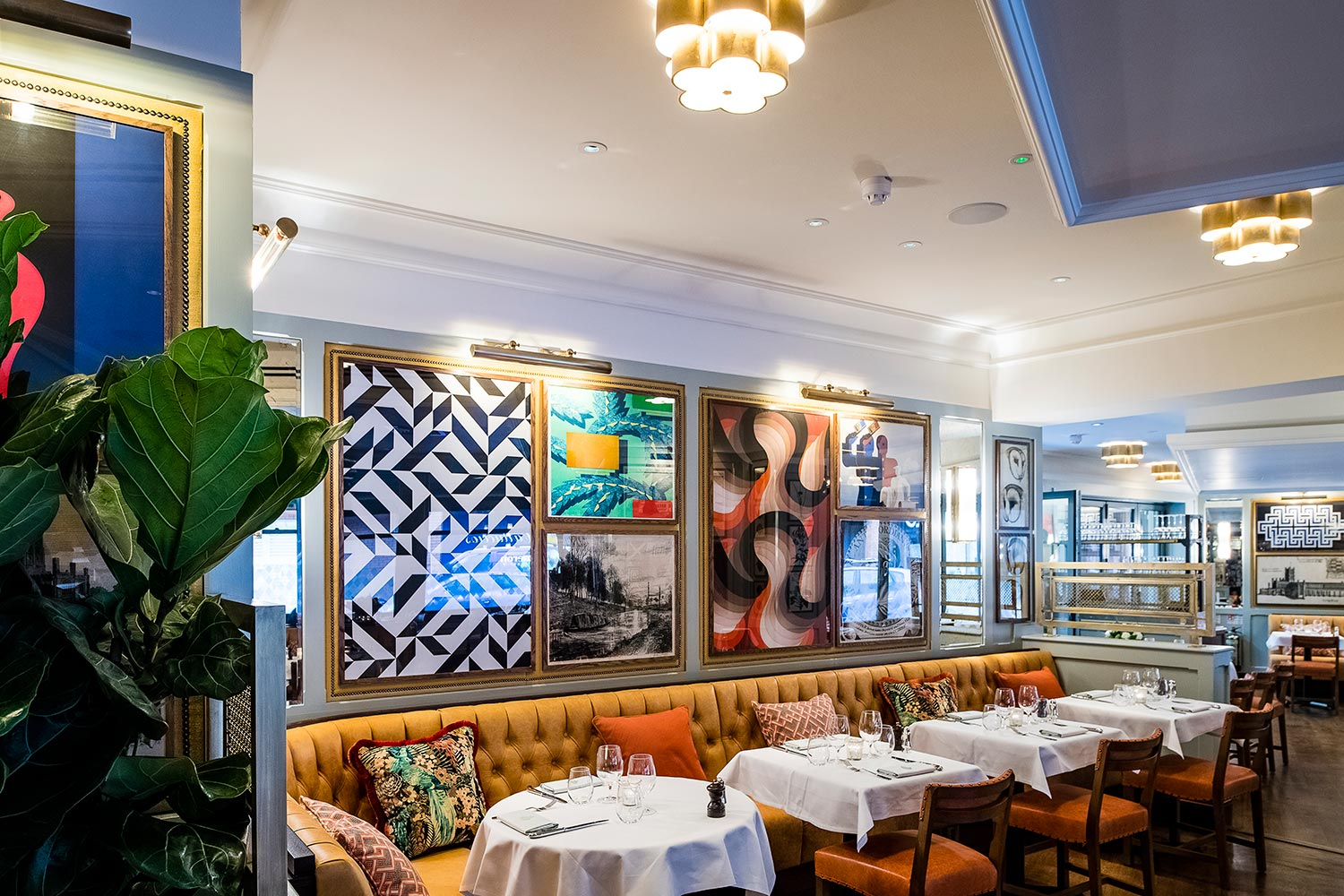 Places to eat in St Albans, The Ivy St Albans Brasserie - The Ivy St Albans Brasserie