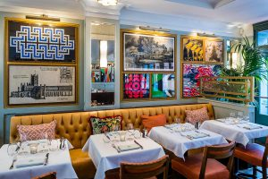 Restaurants in St Albans, The Ivy St Albans Brasserie