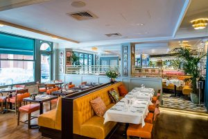 Dining out in St Albans, The Ivy St Albans Brasserie