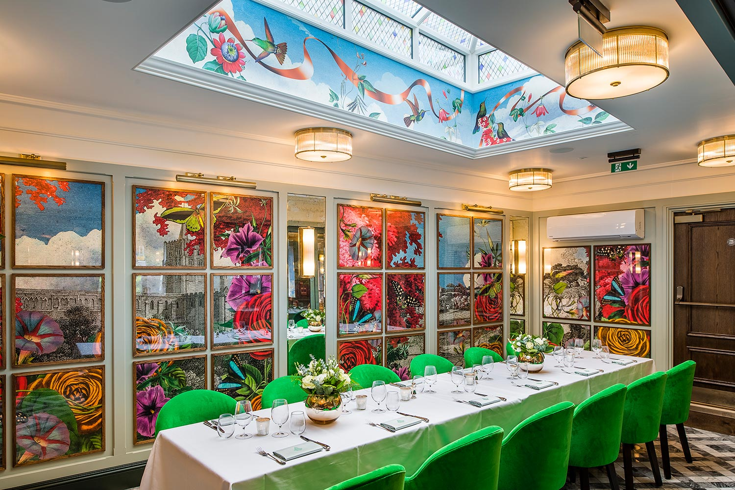 The Ivy St Albans Brasserie - Private Dining Room - The Ivy St Albans Brasserie