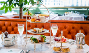 Afternoon Tea in Norwich at the Ivy Brasserie