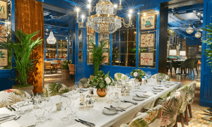 Group Dining in King's Cross at Granary Square Brasserie