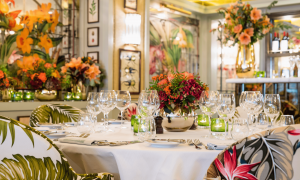 Group Dining in Manchester at the Ivy Spinningfields