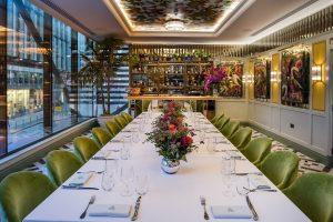 The Dalton Room - Private Dining in Manchester