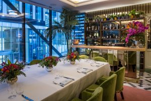 The Ivy Spinningfields - The Dalton Room