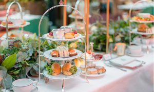 The Ivy Spinningfields - Afternoon Tea