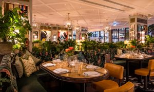 The Ivy Spinningfields - Restaurant in Manchester