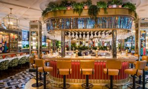 The Ivy Spinningfields - Brasserie Bar