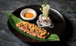 The Ivy Spinningfields - Ivy Asia Wagyu Beef
