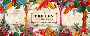 The Ivy in the Park, Canary Wharf