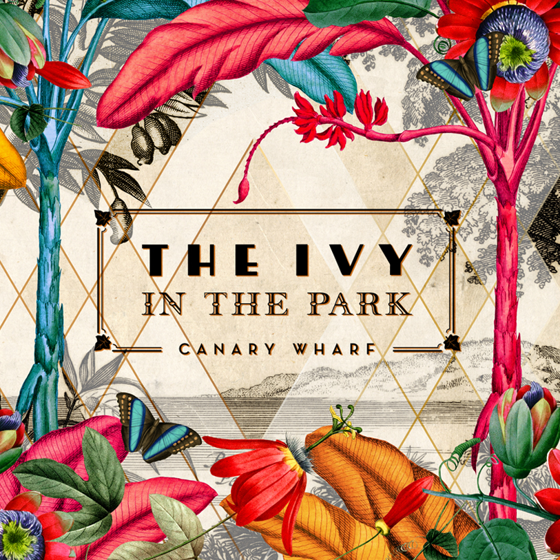 Sign up to our newsletter - The Ivy in the Park