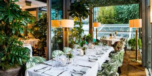 The Ivy in the Park, Canay Wharf Interiors 13