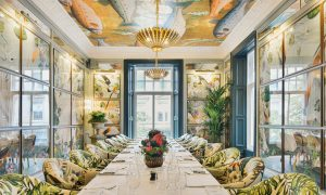 The Ivy Buchanan Street Private Dining