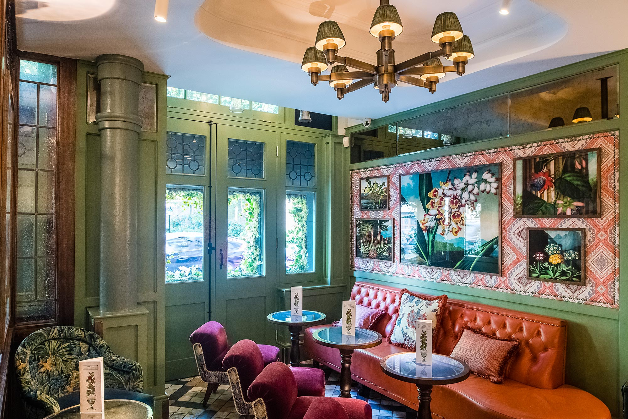 Where to eat in Chelsea, The Ivy Chelsea Garden - The Ivy Chelsea Garden