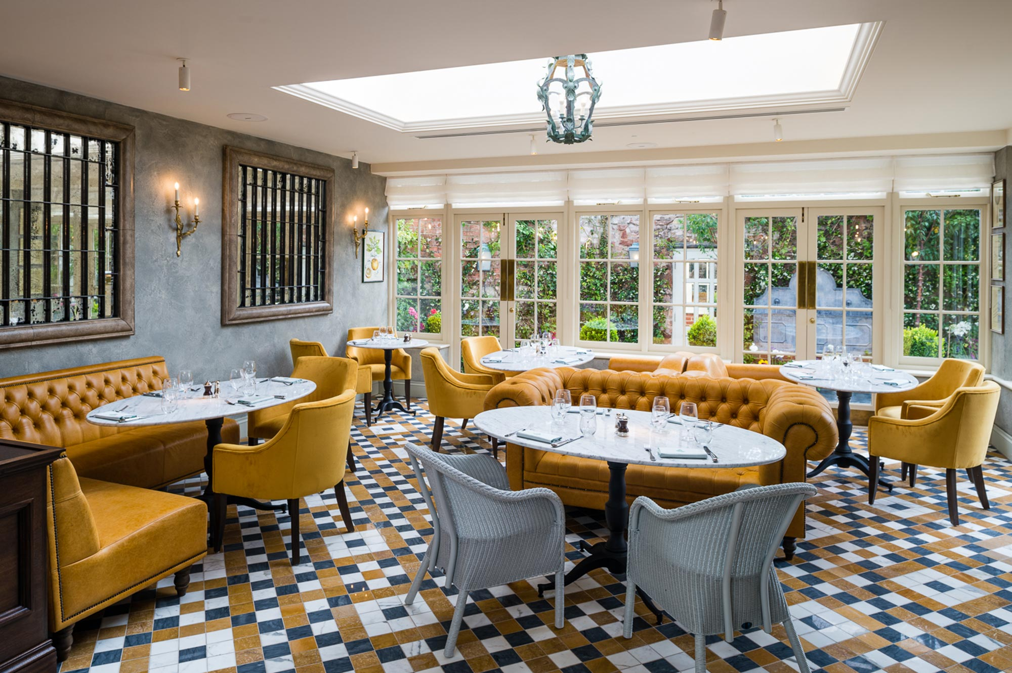 Brunch in Bristol - The Ivy Clifton Brasserie, Bristol - The Ivy Clifton Brasserie
