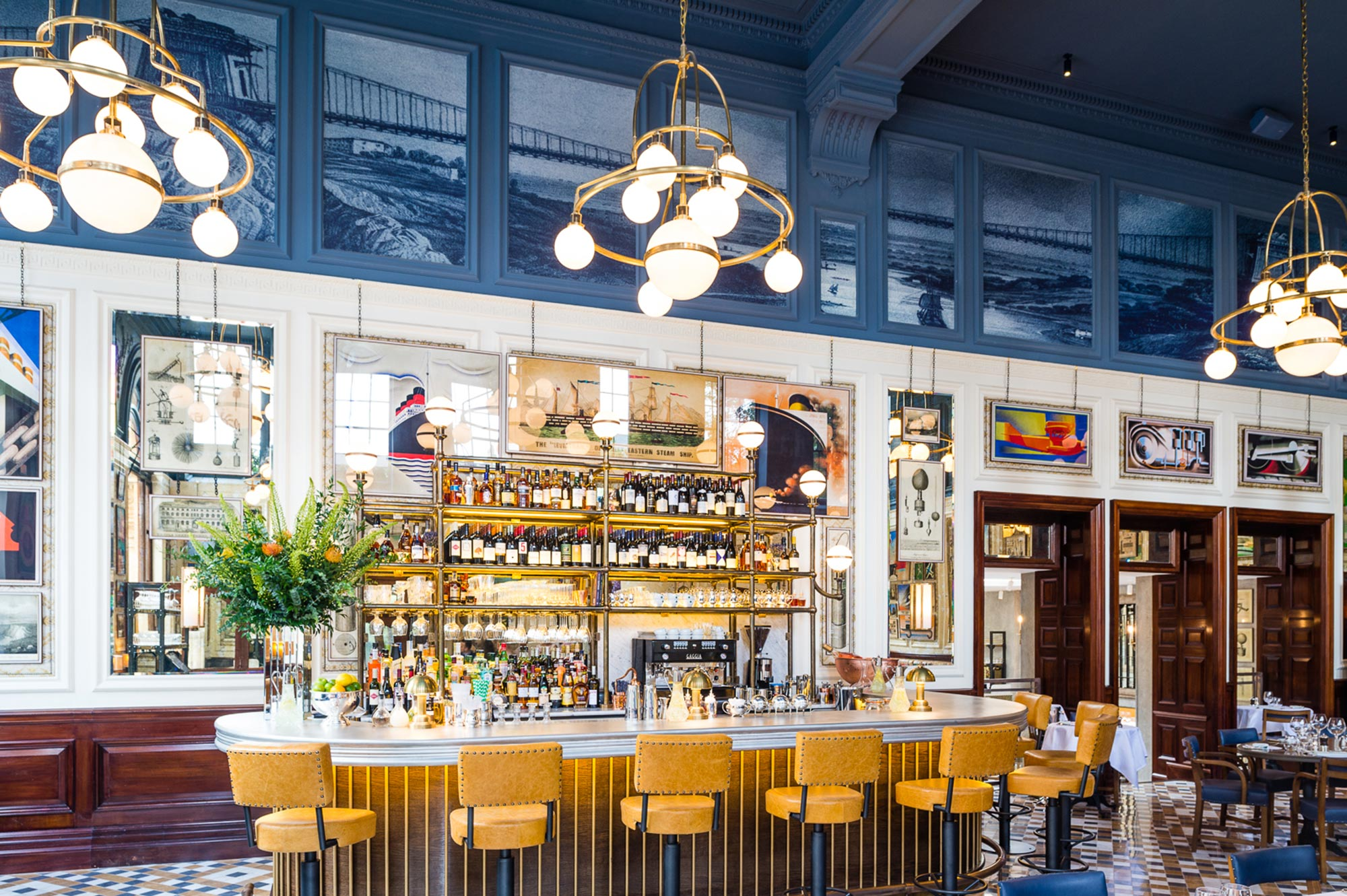 Best restaurants in Bristol - The Ivy Clifton Brasserie, Bristol - The Ivy Clifton Brasserie