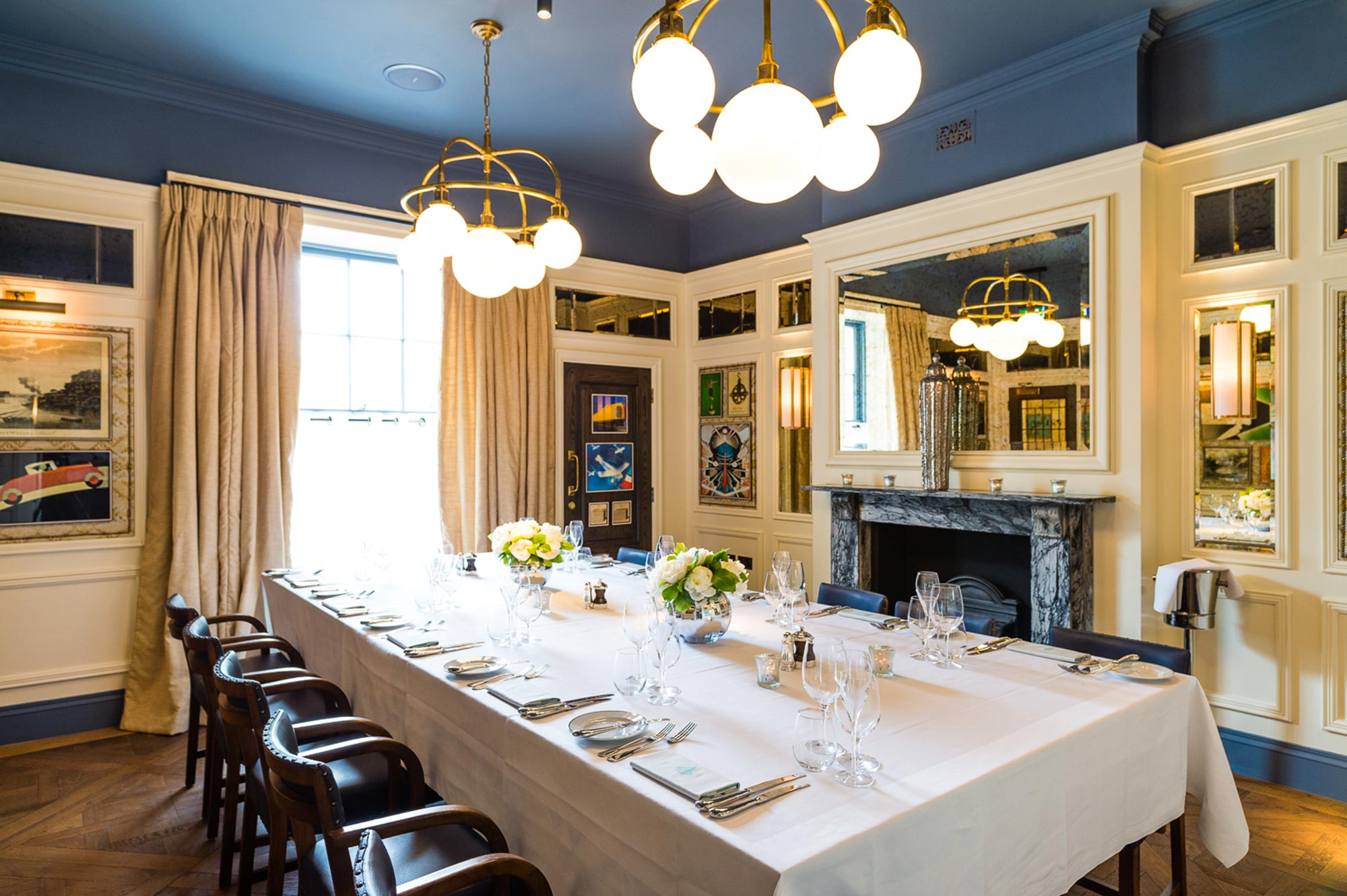 Private Dining Room - The Ivy Clifton Brasserie - The Ivy Clifton Brasserie