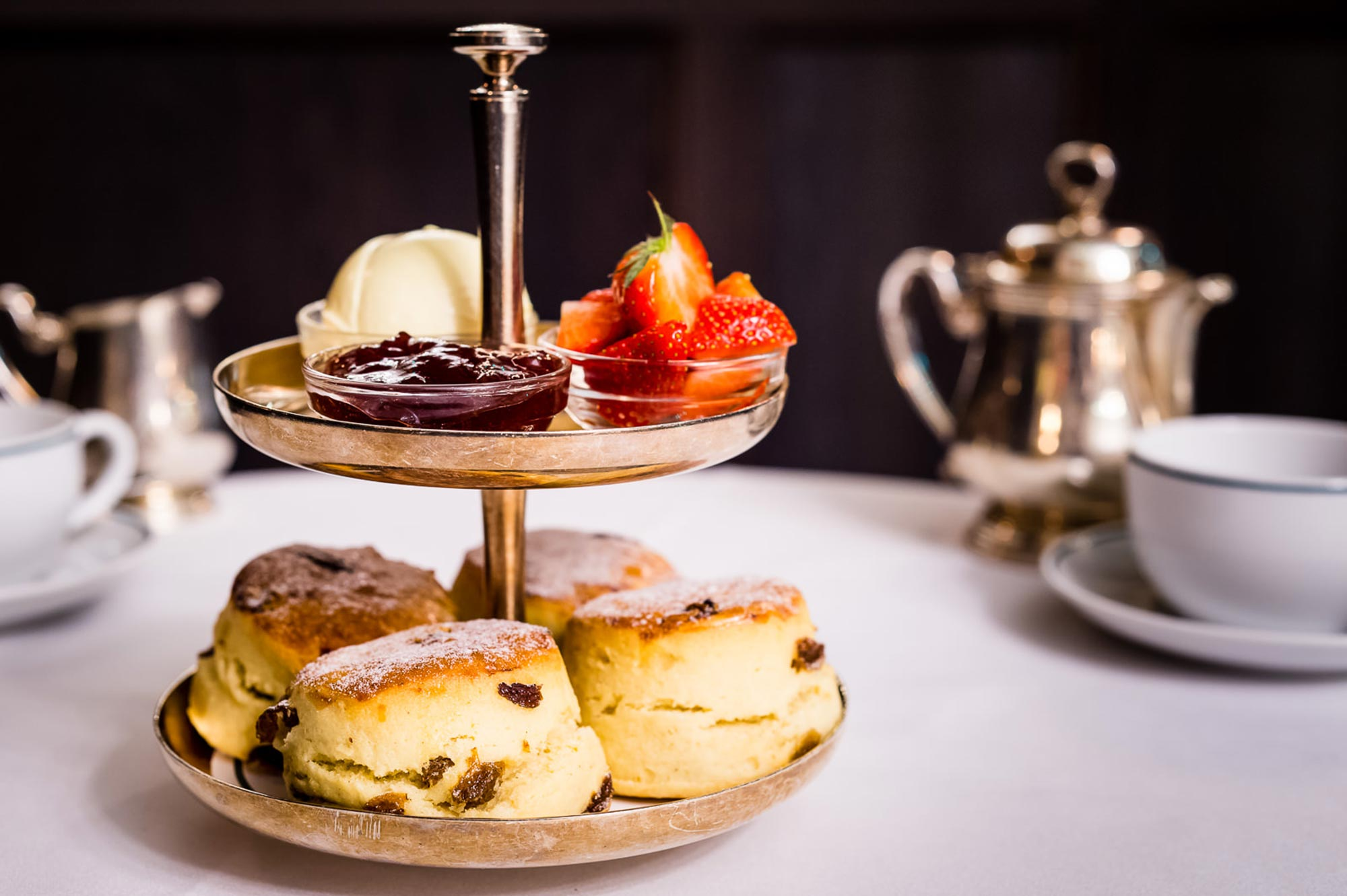Afternoon Tea at The Ivy Clifton Brasserie, Bristol - The Ivy Clifton Brasserie