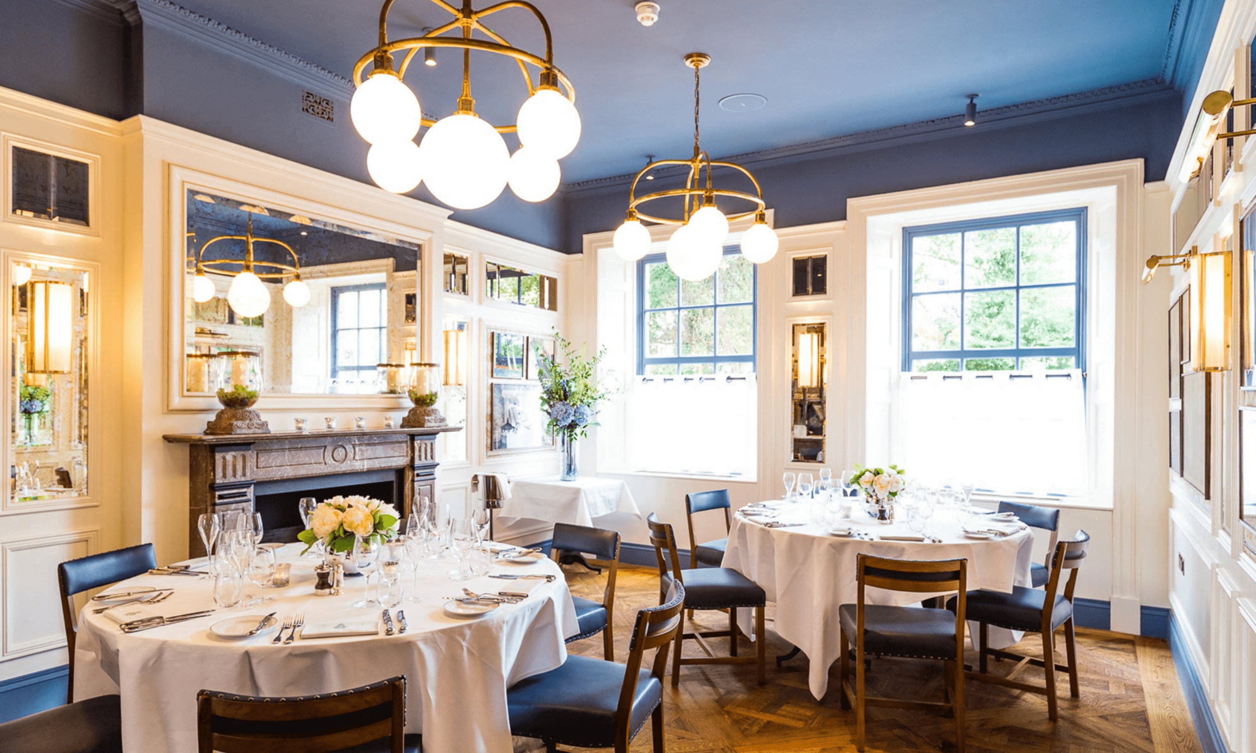 Group Dining in Bristol at the Ivy Clifton Brasserie - The Ivy Clifton Brasserie